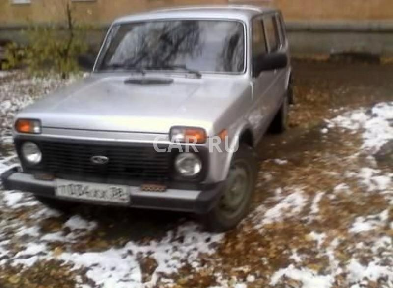 Лада Niva, Ангарск