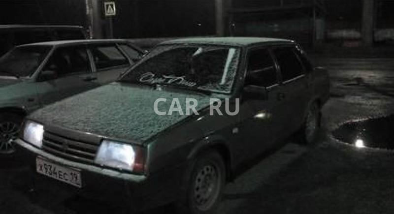 Lada 21099, Ак-Довурак