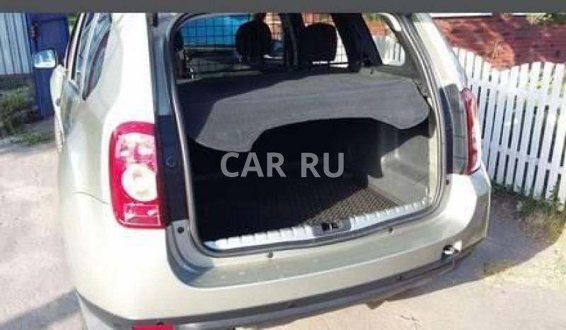 Renault Duster, Балашов