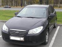Hyundai Elantra, 2008 г. в городе Санкт-Петербург