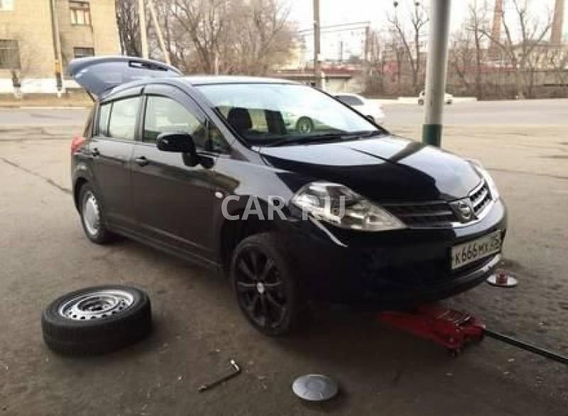 Nissan Tiida, Арсеньев