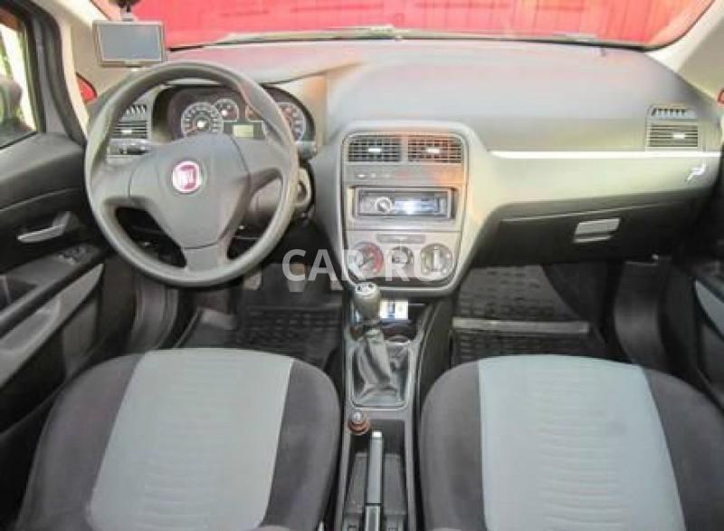 Fiat Punto, Белинский