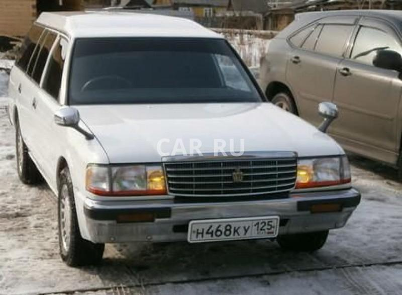 Toyota Crown, Арсеньев