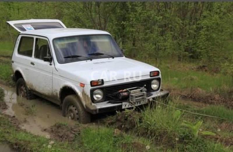 Lada 2121, Апшеронск