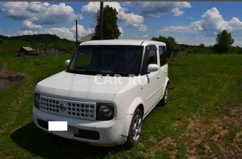 Nissan Cube, Белово