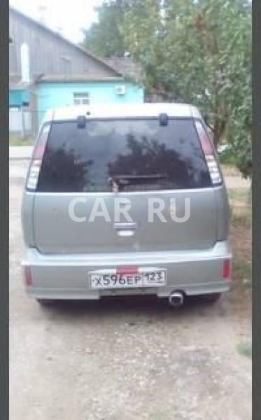 Nissan Cube, Абинск
