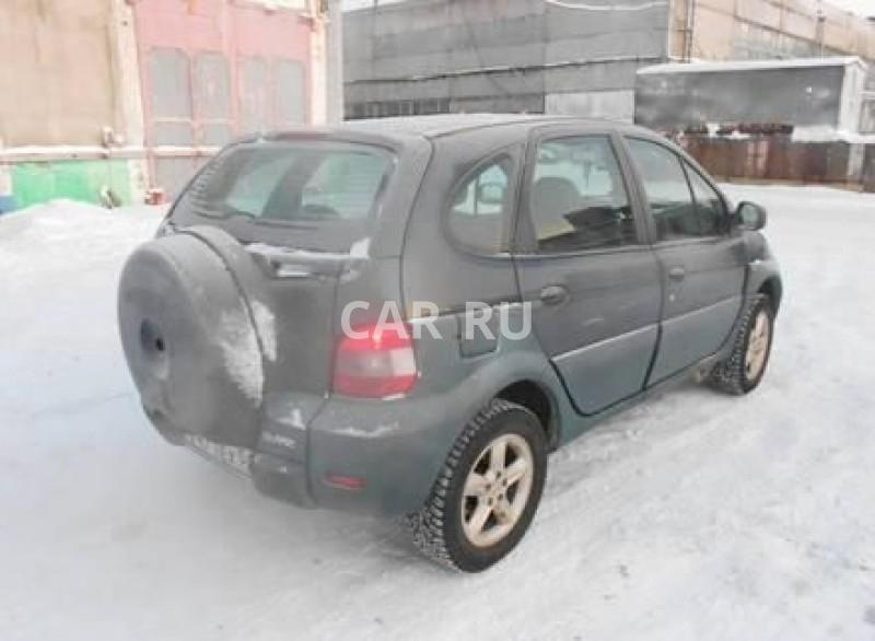 Renault Scenic, Апатиты