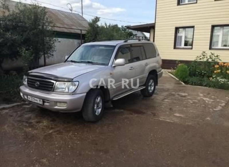 Toyota Land Cruiser, Альметьевск