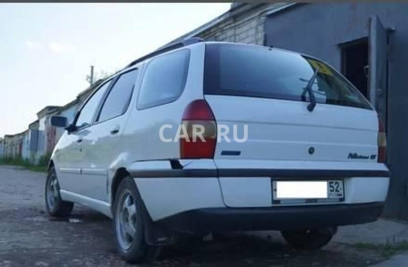 Fiat Palio, Арзамас