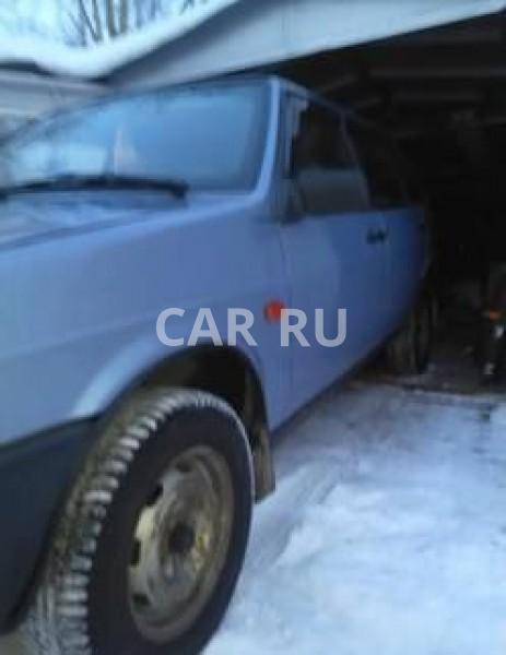 Lada 2109, Барнаул