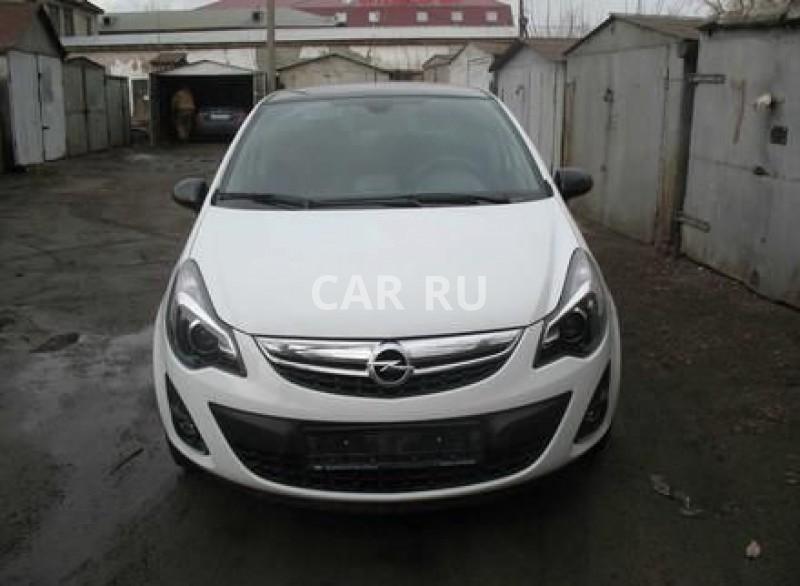 Opel Corsa, Барнаул