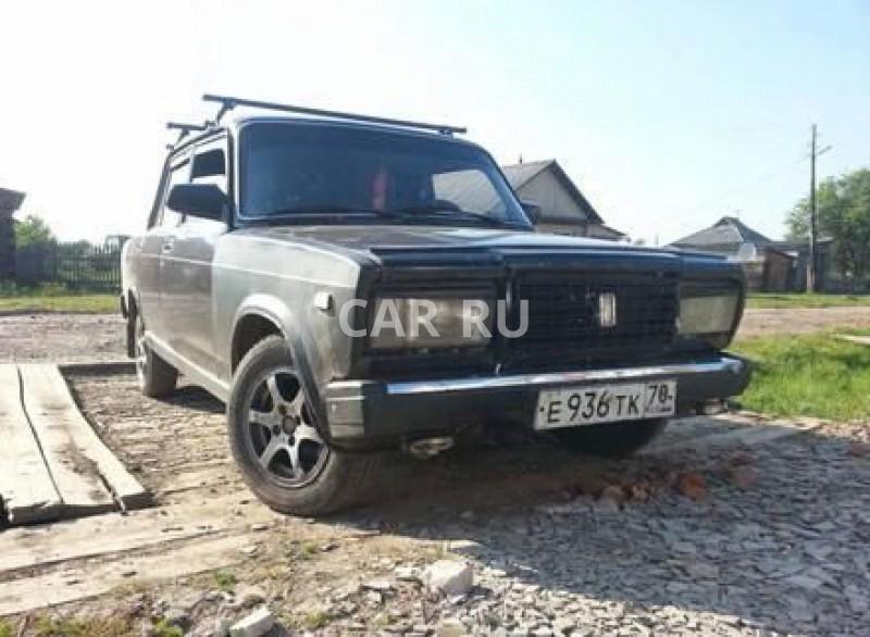 Lada 2107, Бакчар
