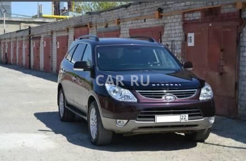 Hyundai ix55, Барнаул