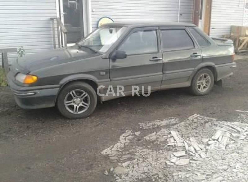 Lada 2115, Архангельск