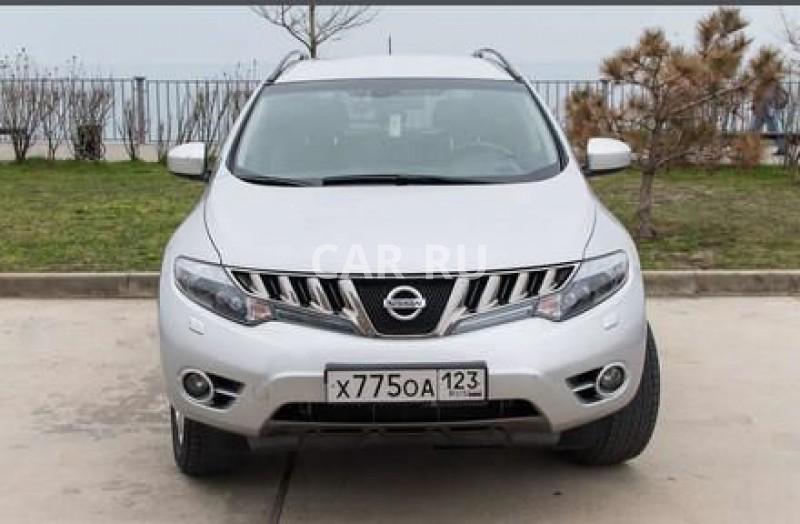 Nissan Murano, Анапа