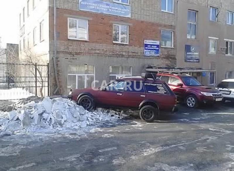 Subaru Leone, Владивосток