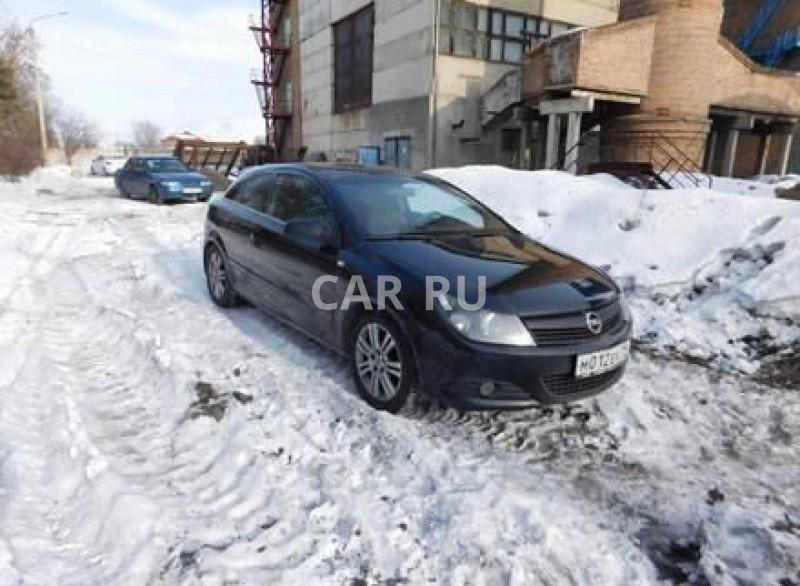 Opel Astra GTC, Абакан