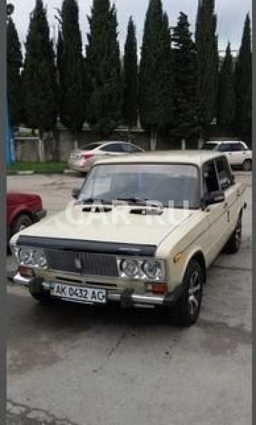 Лада 2106, Алушта