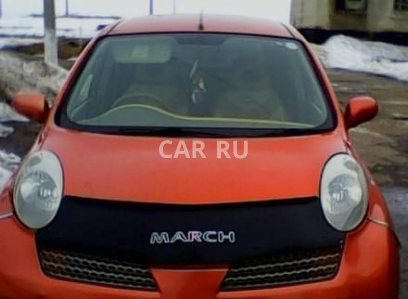 Nissan March, Барабинск