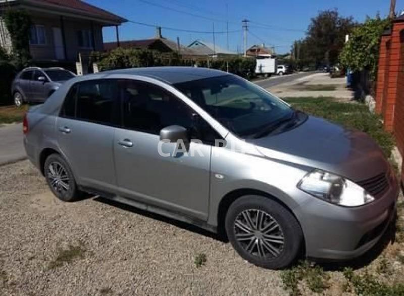 Nissan Tiida Latio, Анапа