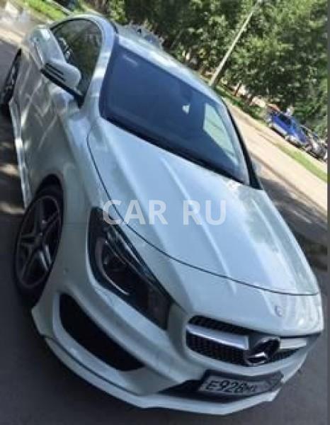 Mercedes CLA-Class, Барнаул