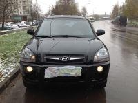 Hyundai Tucson, 2008 г. в городе Москва