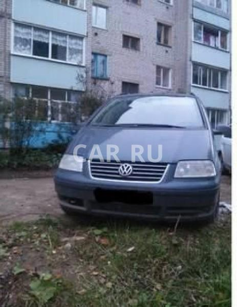 Volkswagen Sharan, Бежецк
