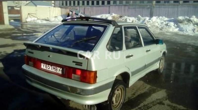 Лада 2114, Барнаул
