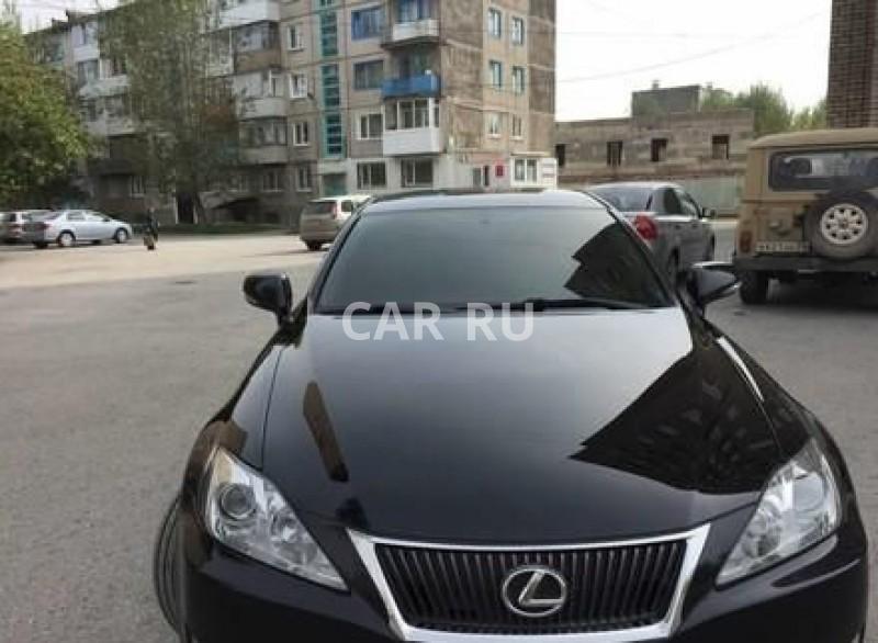 Lexus IS, Ачинск