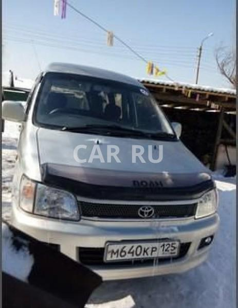 Toyota Lite Ace Noah, Арсеньев