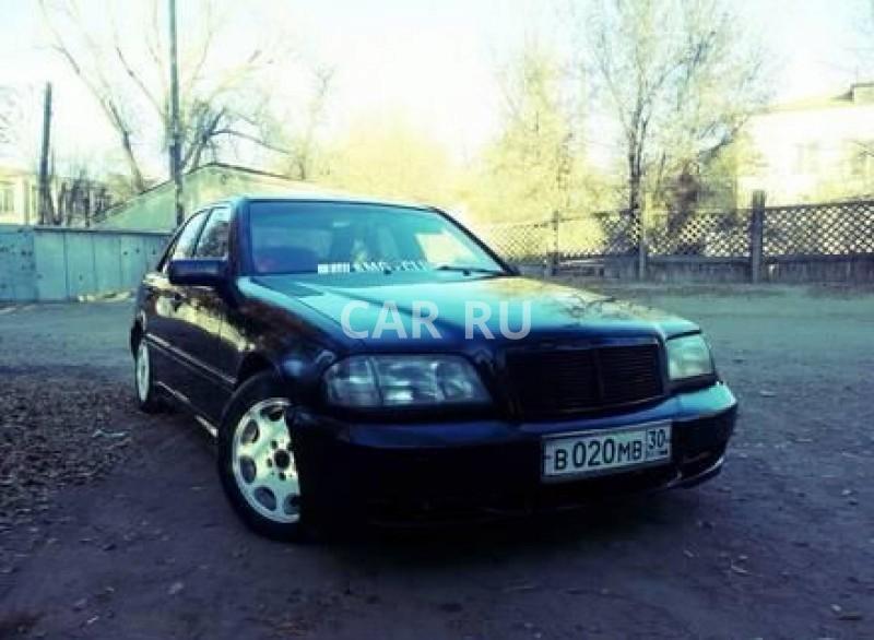 Mercedes 190, Астрахань
