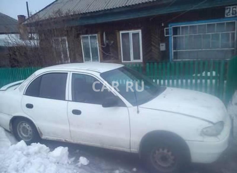 Hyundai Accent, Анжеро-Судженск