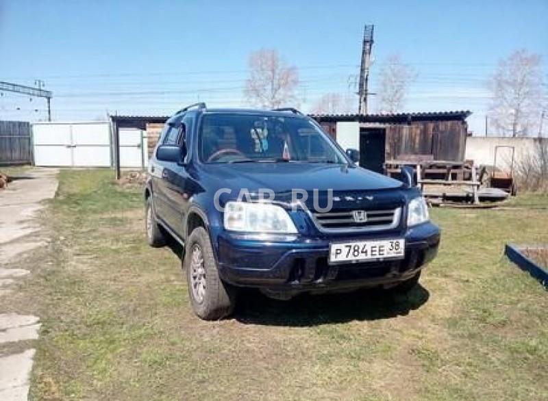 Honda CR-V, Байкальск