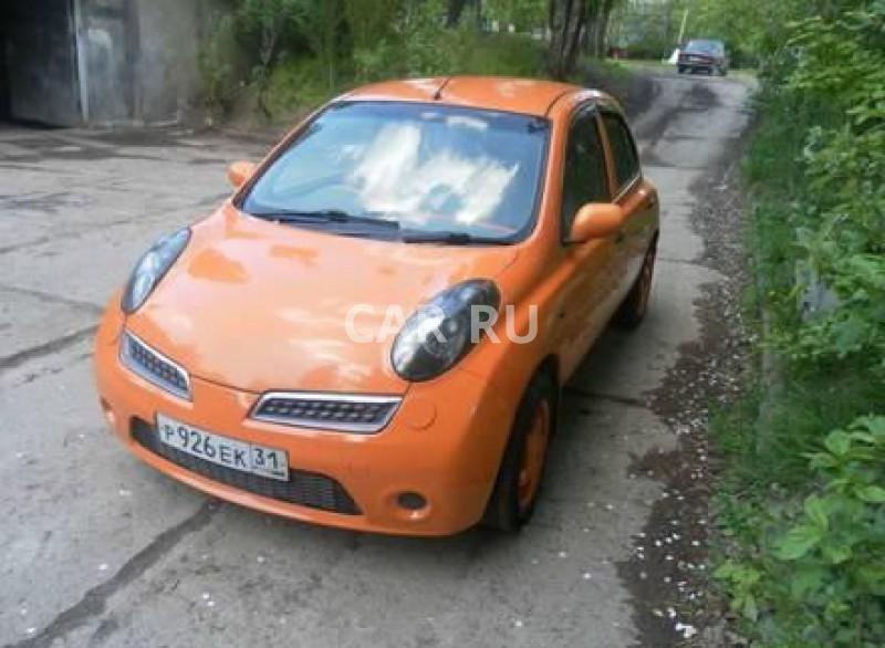 Nissan March, Белгород