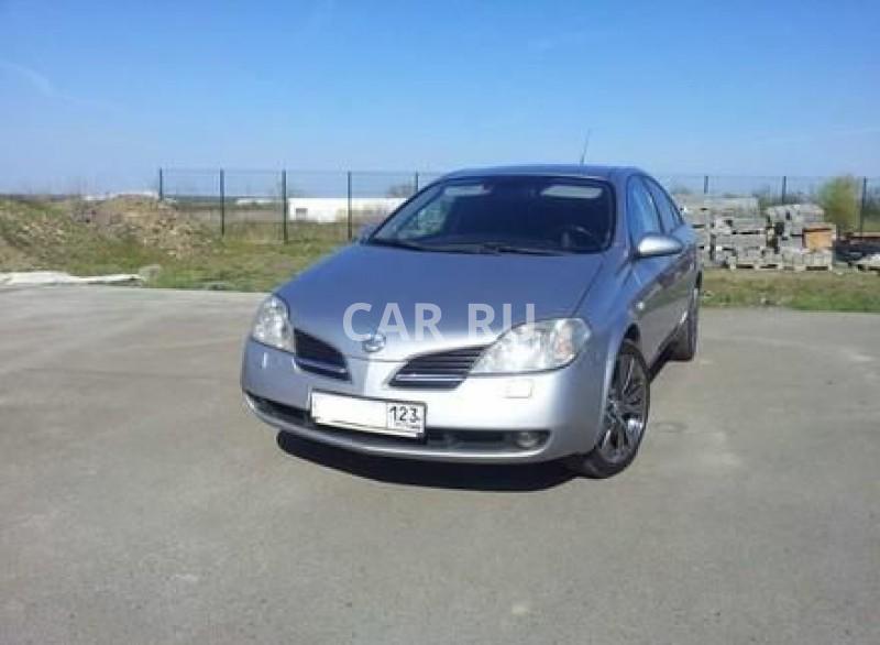 Nissan Primera, Абинск