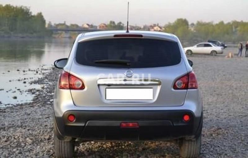Nissan Qashqai, Ангарск