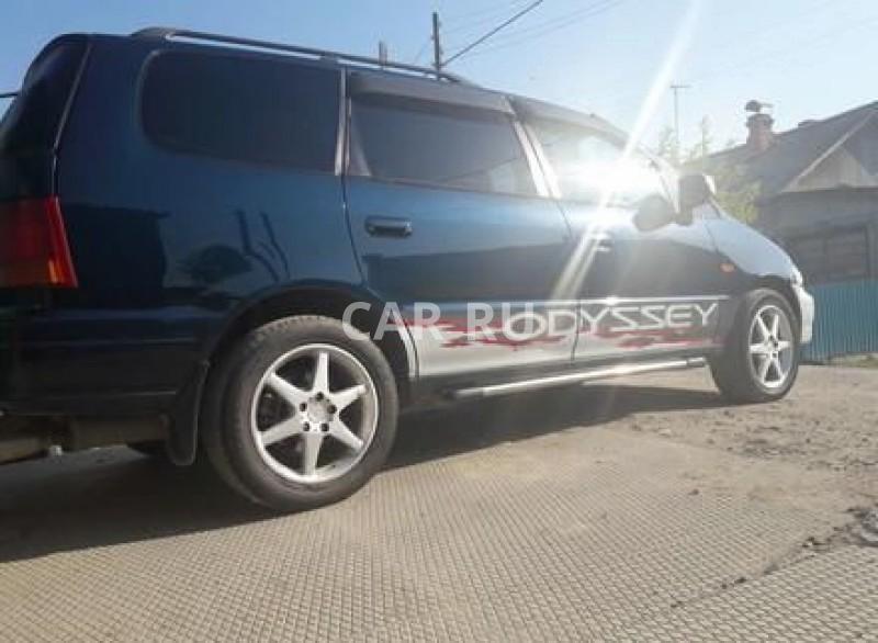 Honda Odyssey, Артём