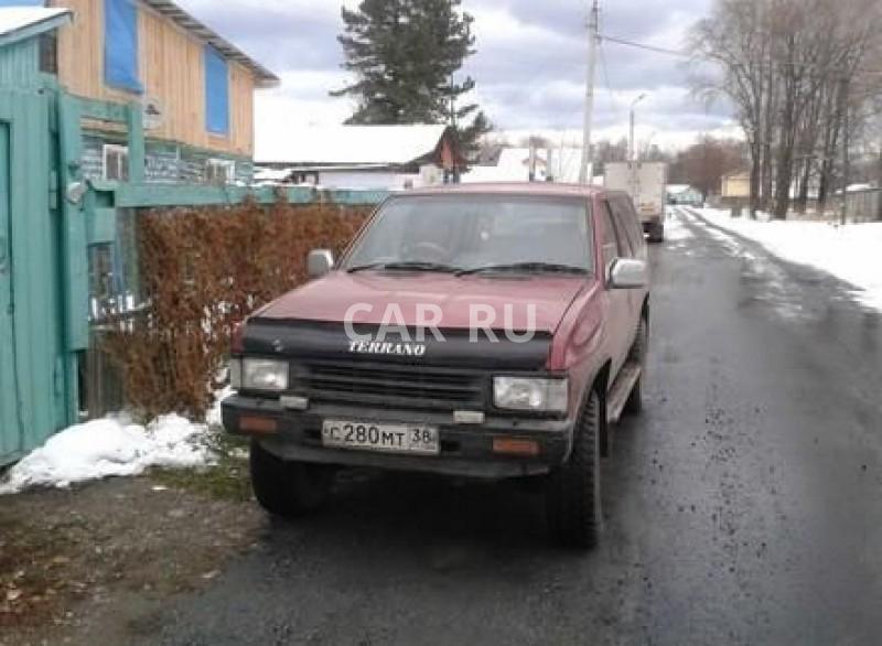 Nissan Terrano, Байкальск