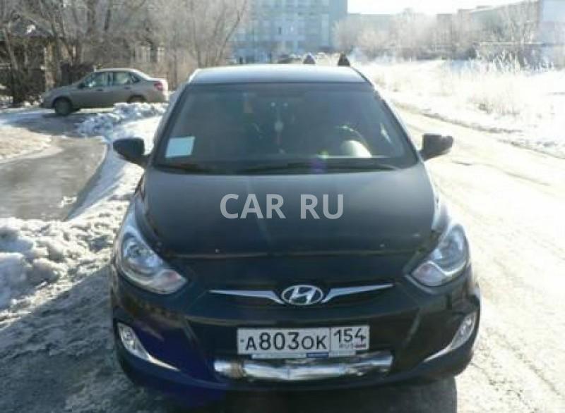Hyundai Solaris, Барабинск