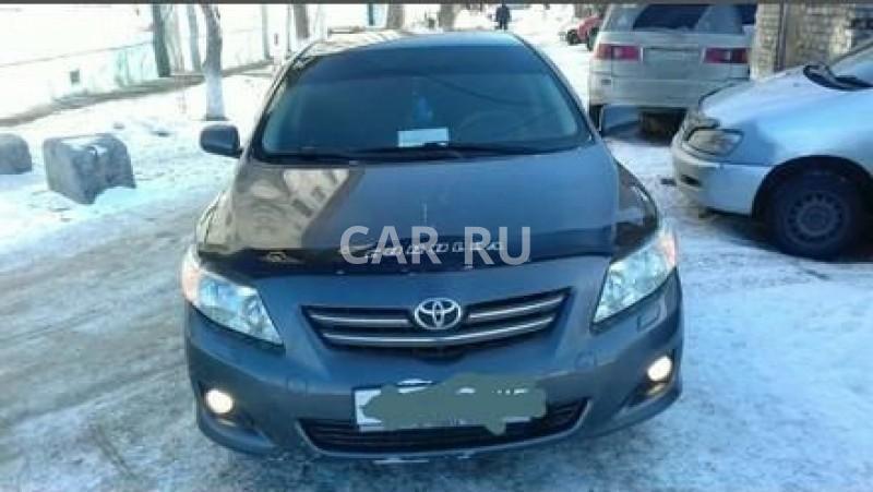 Toyota Corolla, Барнаул