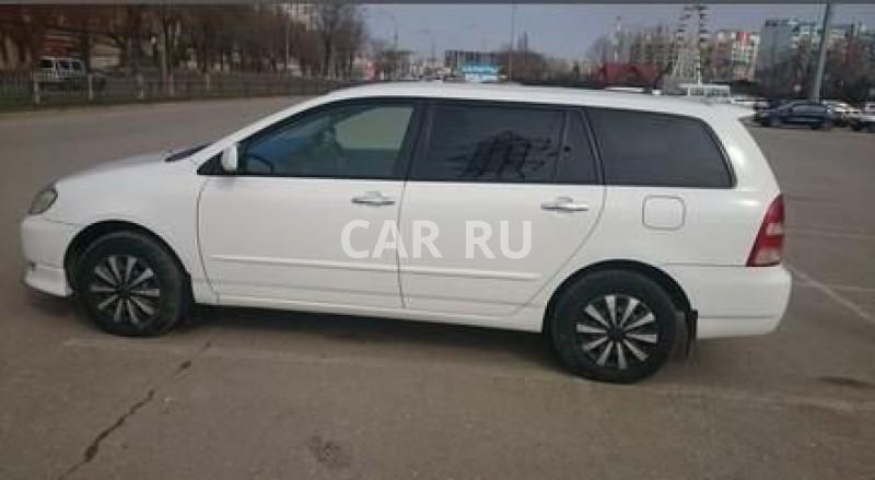 Toyota Corolla Fielder, Астрахань