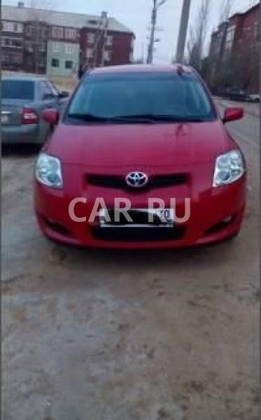 Toyota Auris, Астрахань