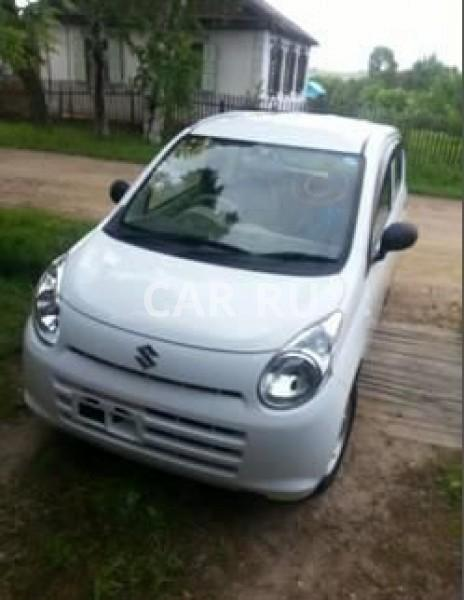 Suzuki Alto, Арсеньев