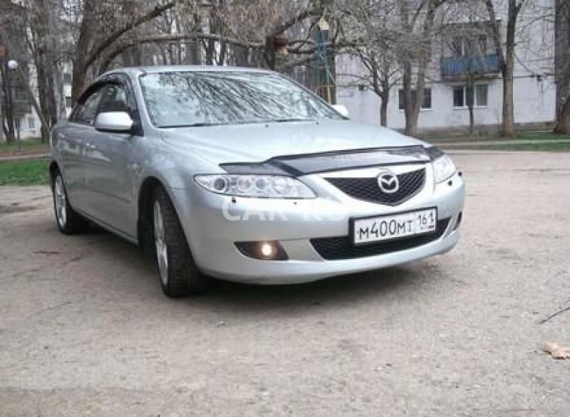 Mazda 6, Армянск