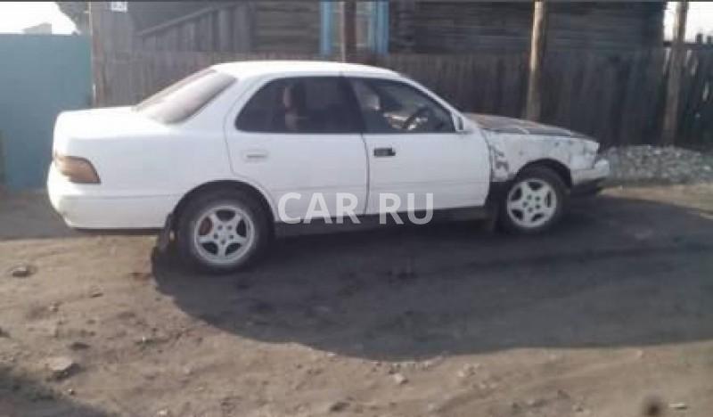 Toyota Camry, Балей