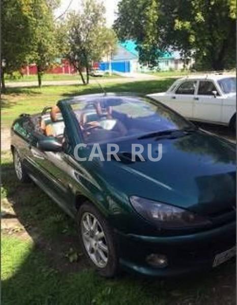 Peugeot 206, Барнаул