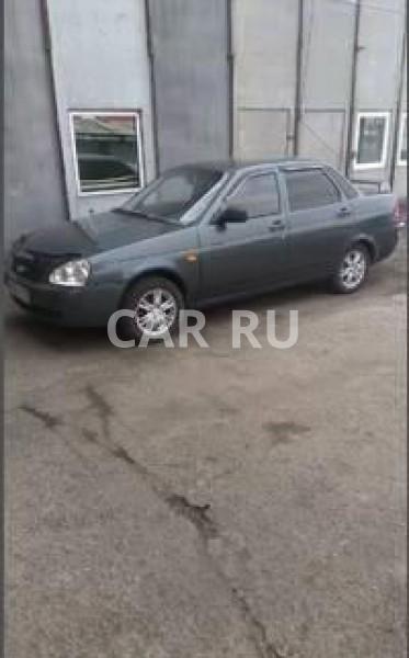 Lada Priora, Барабинск