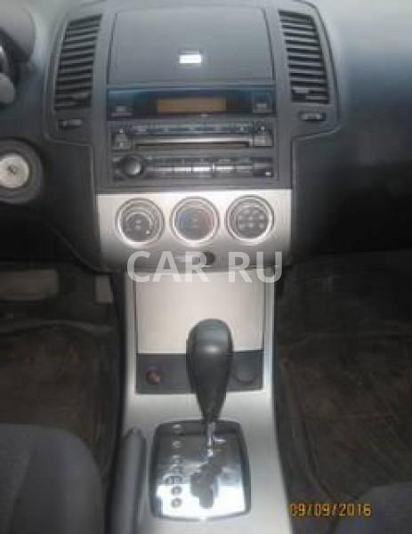 Nissan Altima, Барнаул