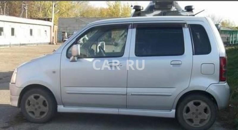 Suzuki Wagon R, Белогорск