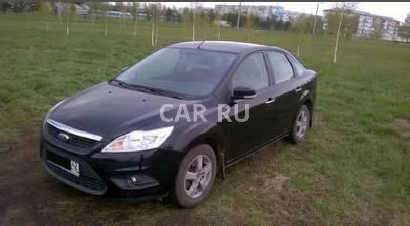 Ford Focus, Бачатский